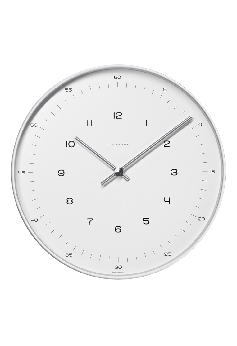 Max bill wall clock rc junghans onlineshop amipublicfo Images